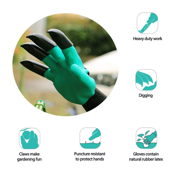 High Performance Breathable Gardening Outdoor Gloves | Family Life Tips Magazine